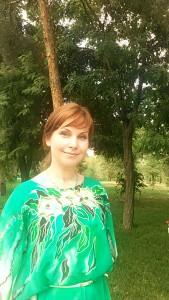 фото Нади Перегудовой